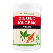 Phytoceutic - Ginseng Rouge bio - Vitalité 60 comprimés