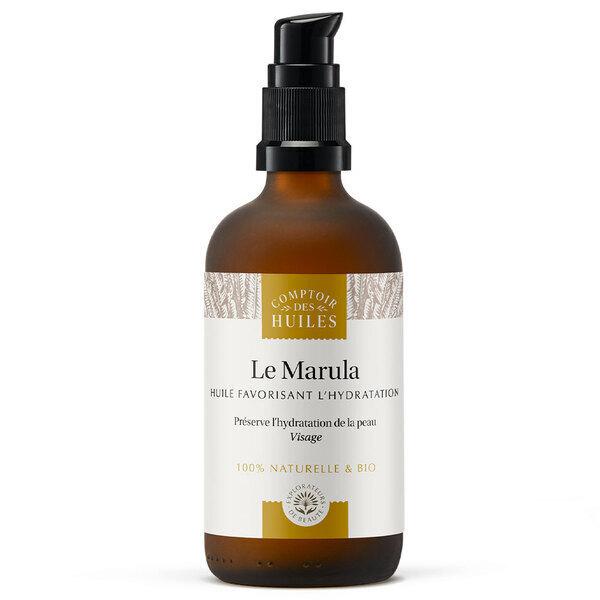 Comptoir des huiles - HUILE DE MARULA CERTIFIEE BIO COSMOS ORGANIC