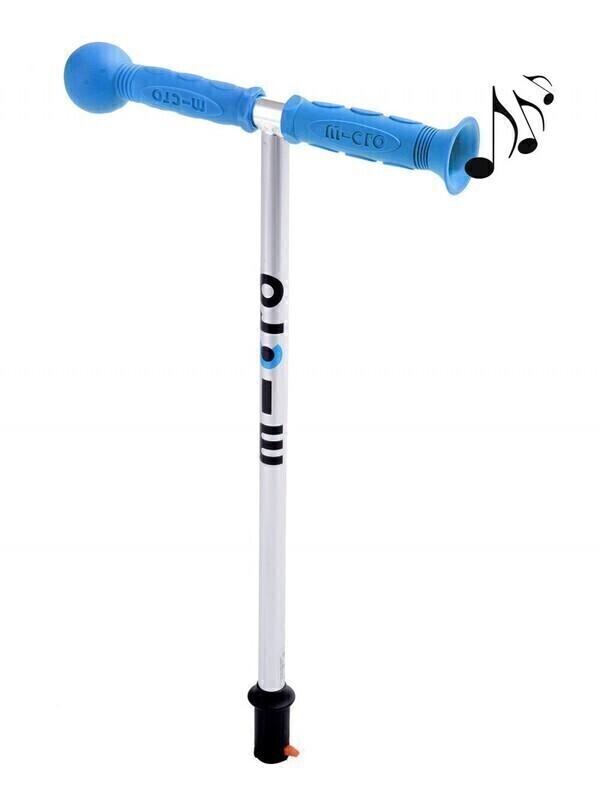 Micro - Poignées Klaxon Bleu