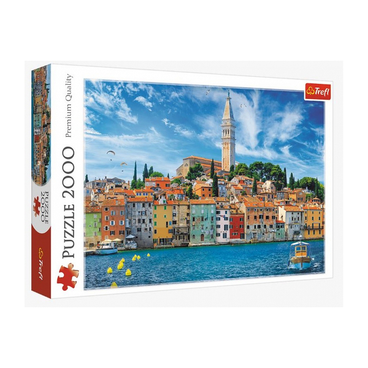 Trefl - Puzzle Rovinj Croatie 2000 pieces