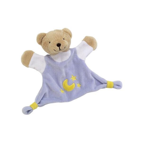 Goki - Doudou l'ourson bleu !
