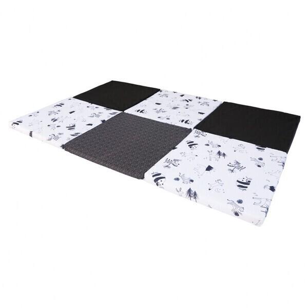 Candide - Tapis de motricité XL Black & White Experience