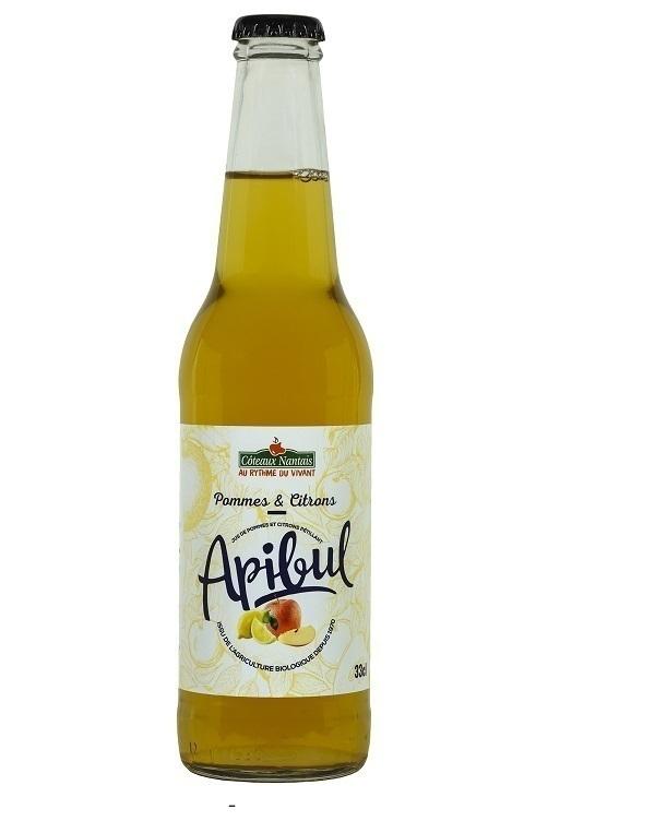 Côteaux Nantais - Apibul Pommes Citrons 33cl Bio