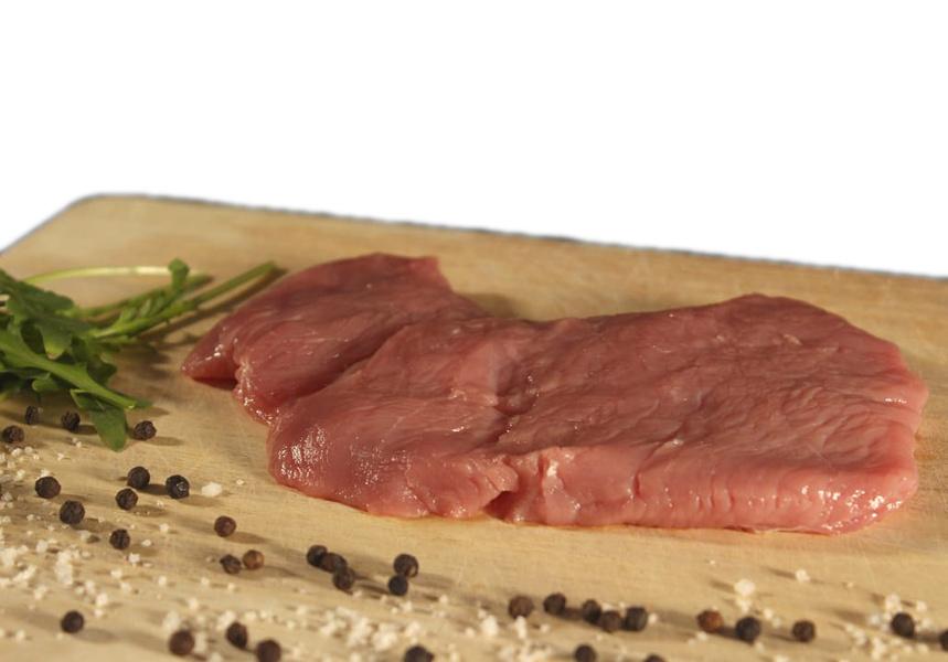 Le Goût du Bœuf - ESCALOPE DE VEAU FRANÇAIS BIO