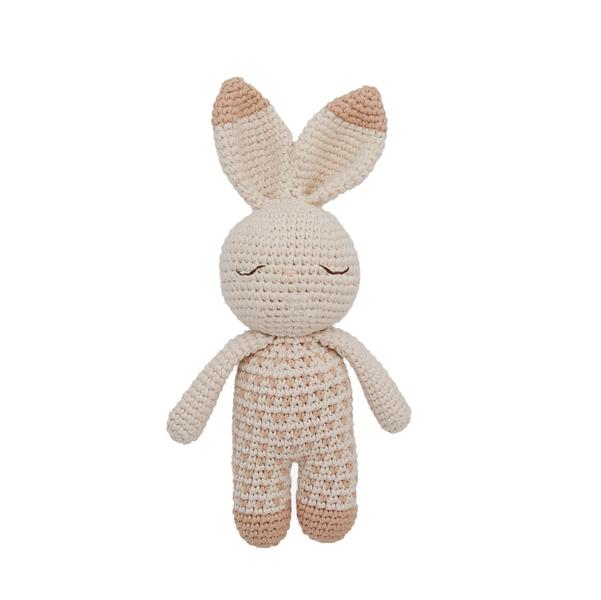Patti Oslo - Doudou en crochet petit lapin