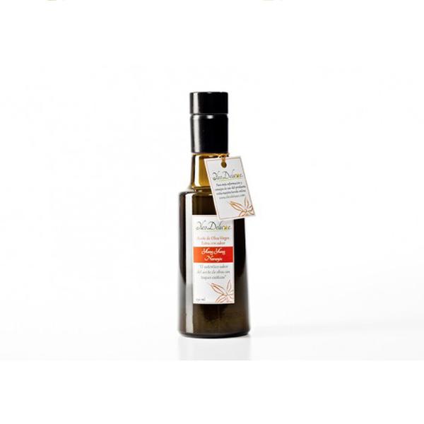 Thibêne - Huile d'olive saveur ylang ylang et orange 250 ml