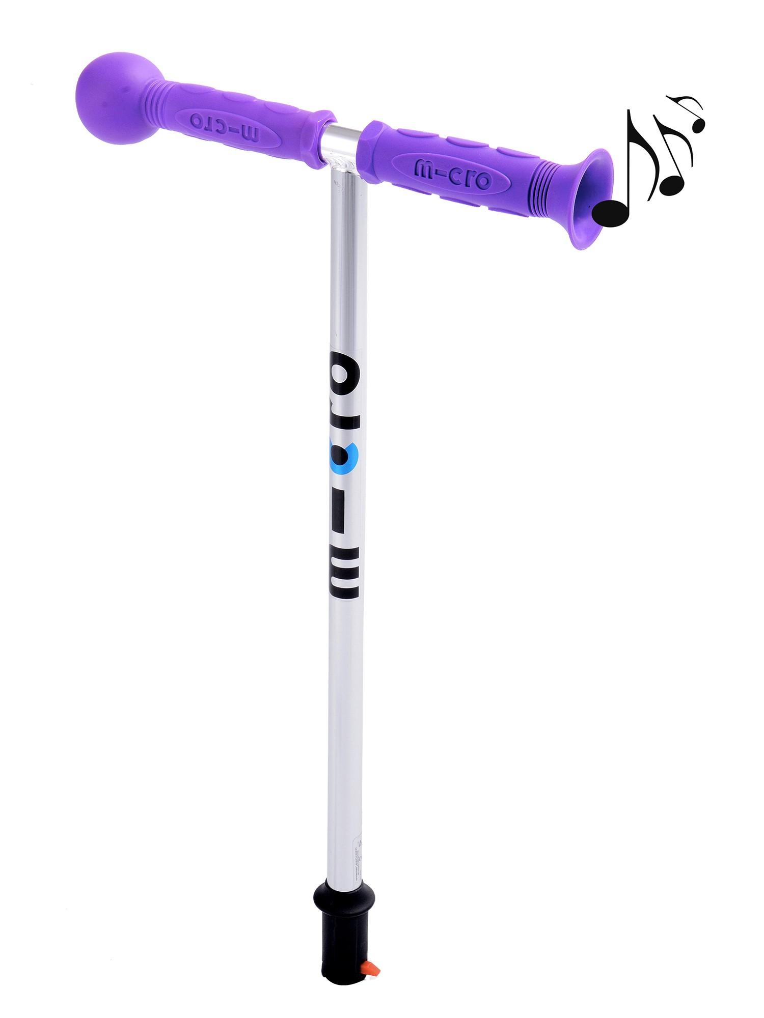 Micro - Poignées Klaxon Violet