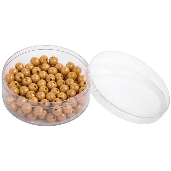 MontessoriSamuserAutrement - 100 perles dorees