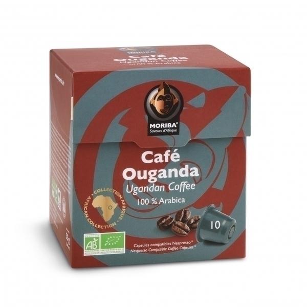 Moriba - Café Ouganda