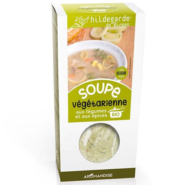 Hildegarde de Bingen - Soupe Végétarienne Bio 170g