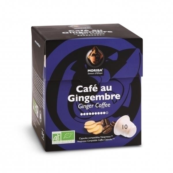 Moriba - Café au Gingembre