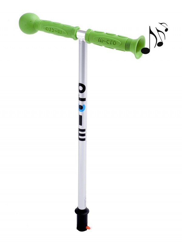 Micro - Poignées Klaxon Vert