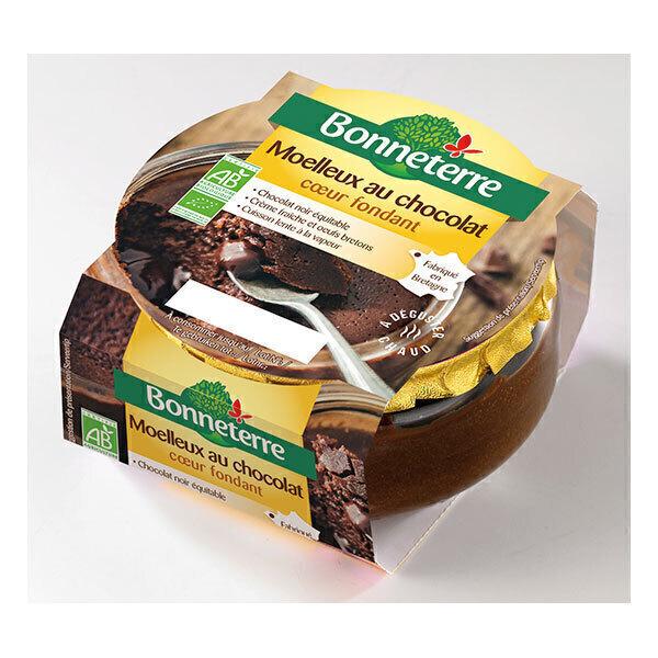 Bonneterre - Moelleux au chocolat 120g
