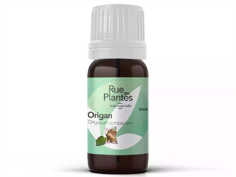 Rue des Plantes - Huile essentielle d'origan compact bio 10ml