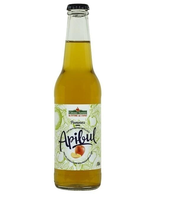 Côteaux Nantais - Apibul Pommes 33cl Bio