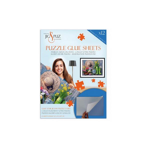 Jig and Puz - Colle pour puzzle 2000 pièces