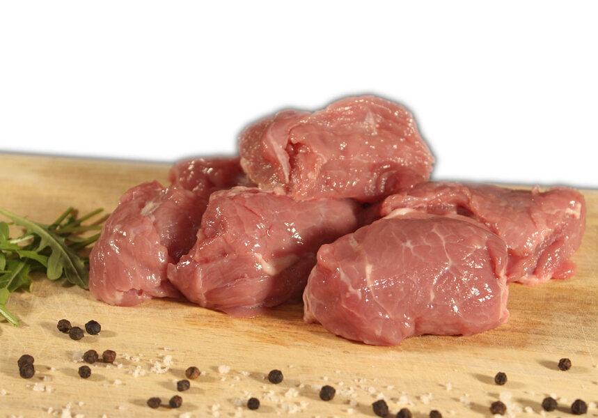 Le Goût du Bœuf - SAUTÉ DE VEAU FRANÇAIS BIO