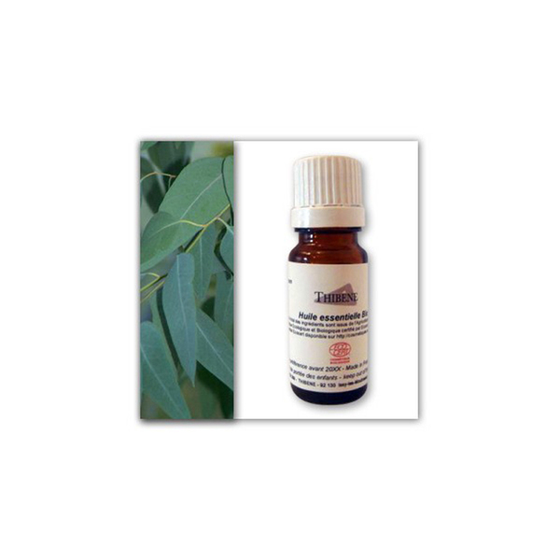 Thibêne - Huile Essentielle d'eucalyptus radiata Bio 10 ml