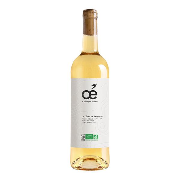 Oé - Le Côtes-de-Bergerac AOC - Blanc Moelleux 75cl