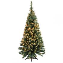 Blachere Illumination - Albero di Natale Fibra ottica Multicolore 120 cm