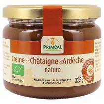 Priméal - Crème de châtaigne d'Ardèche nature 325g