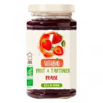 Vitabio - Confiture de fruits délice de fraise, 290g, de Vitabio