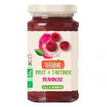 Vitabio - Fruits à tartiner de Framboise Bio 290g