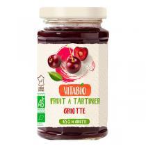 Vitabio - Confiture de fruits délice de griotte, 290g, de Vitabio