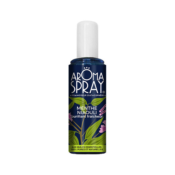 Aromaspray - Spray Menthe Niaouli 100ml