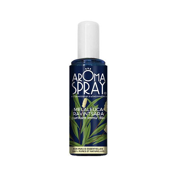 Aromaspray - Spray Ravintsara Melaleuca 100ml