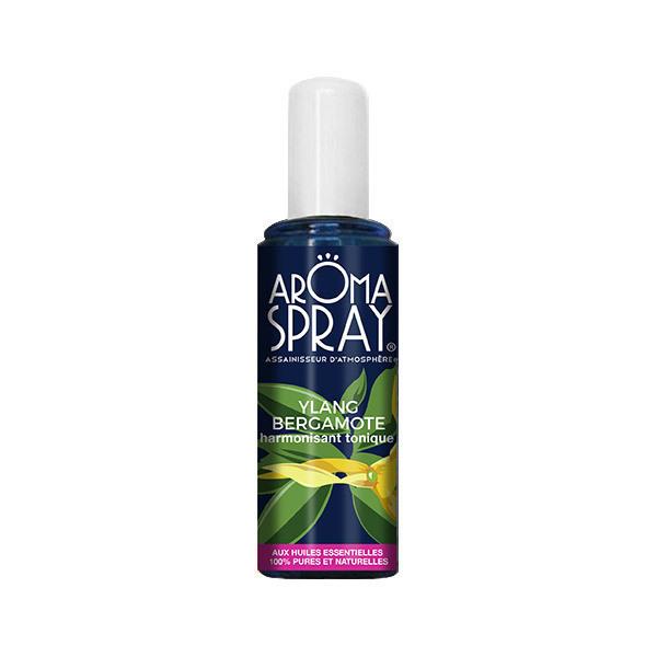Aromaspray - Spray Ylang Bergamote 100ml