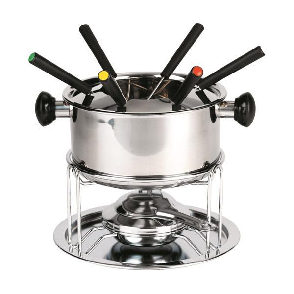 Beka - Aparato de fondue 11 piezas Cortina