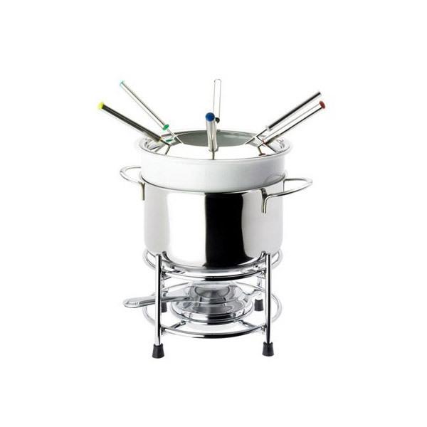Beka - Aparato de fondue 11 piezas Roma