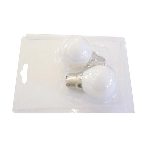 Blachère Illumination - 2 LED-Lampen - B22 - Variocolor