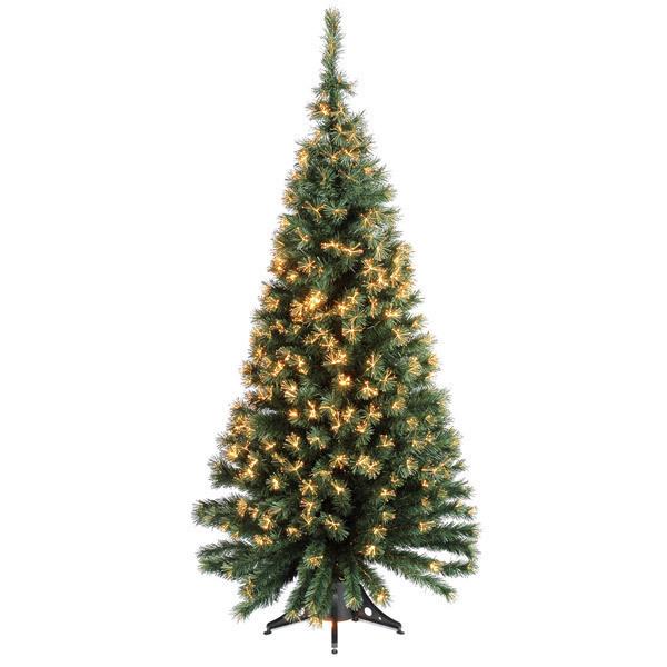 Blachere Illumination - Albero di Natale Fibra ottica Multicolore 120 cm