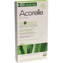 Acorelle - Edition Limitée - Bandes de Cire Froide Corps x32