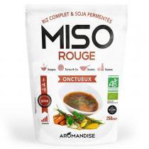 Aromandise - Miso rouge onctueux BIO - 250 g