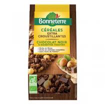 Bonneterre - Céréales chocolat noir et noisettes toastées 375g