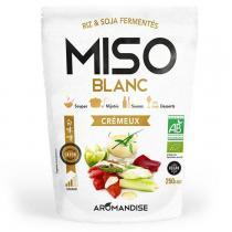Aromandise - Miso blanc crémeux BIO - 250 g