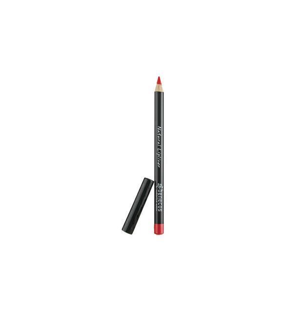 Benecos - Crayon Contour des Lèvres Bio - Teinte Rouge - Benecos