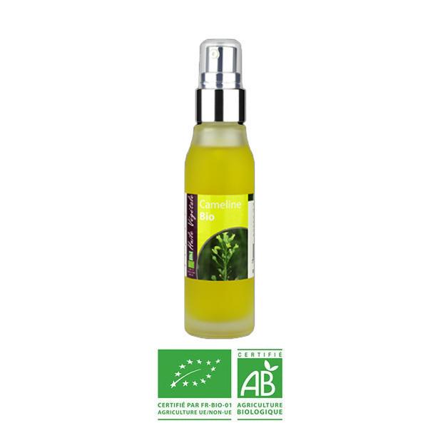 Laboratoire Altho - Huile végétale de Cameline Bio - 50 ml