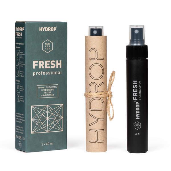Hydrop - Spray défroissant et désodorisant écologique HYDROP FRESH
