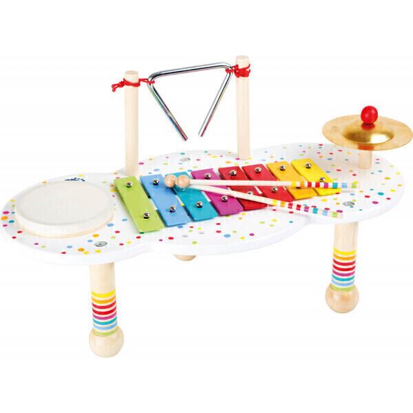 Small Foot - Table d'éveil musical pour les 3-5 ans