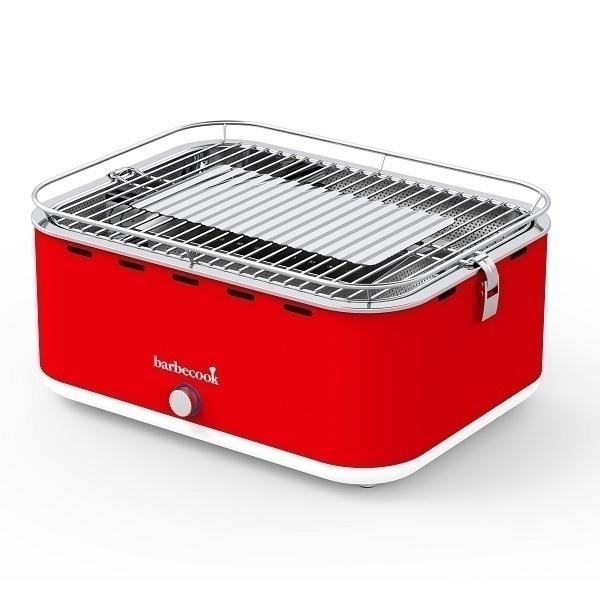Barbecook - Barbecue grill de table Carlo Chili pepper