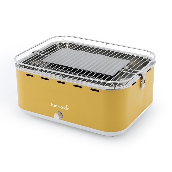 Barbecook - Barbecue grill de table Carlo Sunshine yellow