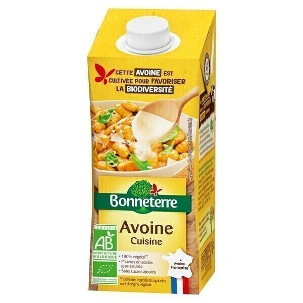 Bonneterre - Avoine cuisine 20cl