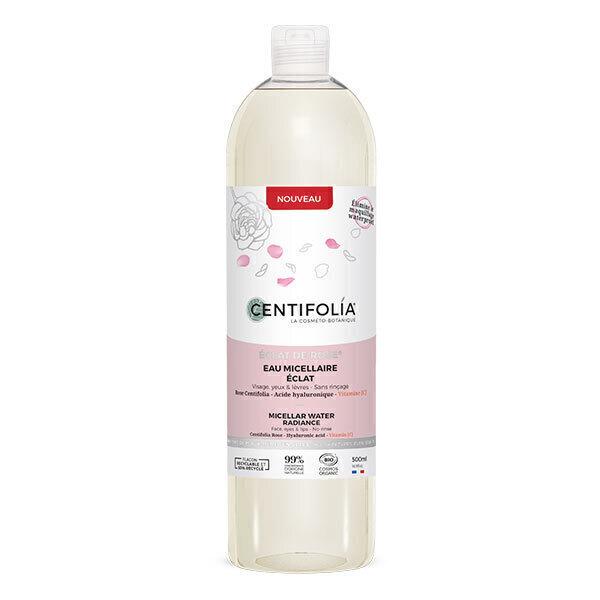 Centifolia - Eau micellaire éclat de rose 50cl