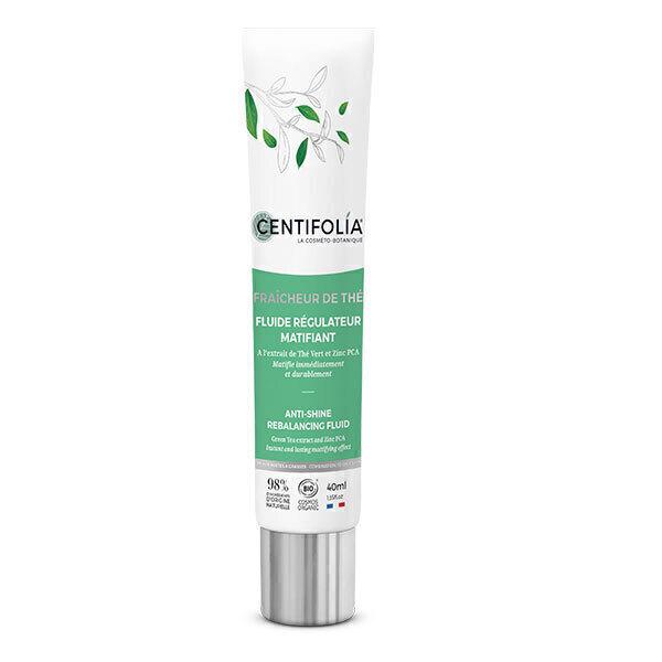 Centifolia - Fluide régulateur matifiant 40ml