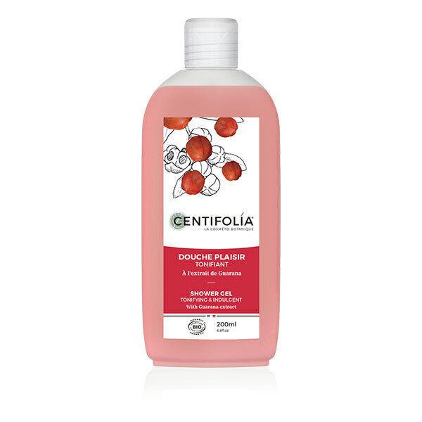 Centifolia - Gel douche plaisir tonifiant 200ml