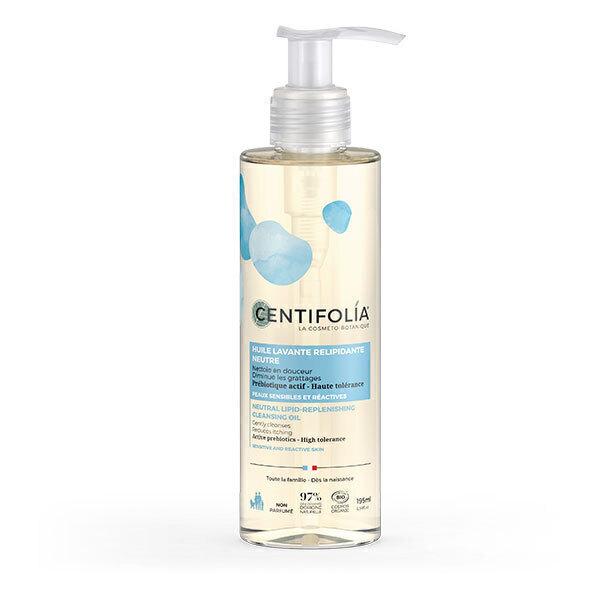 Centifolia - Huile lavante relipidante neutre 195ml